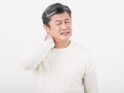 頭痛・首の痛み・腕の痺れは20年前の怪我の後遺症