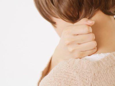 左肩の痛み・身体のむくみ・生理痛