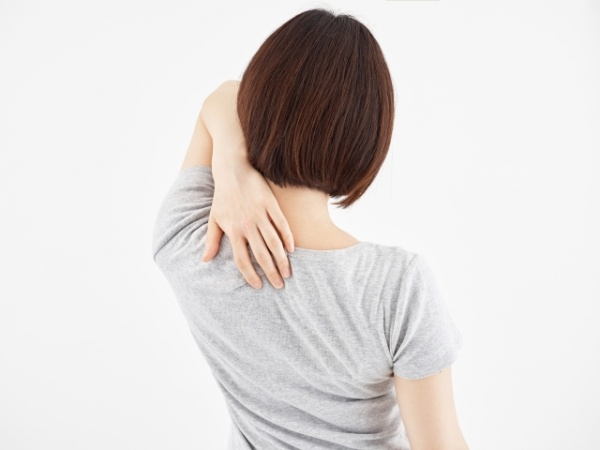 背中の痛み・はり
