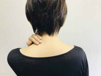 交通事故でむち打ちになり、首の痛みと手の痺れ・めまいに悩まされる